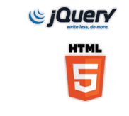 jQuery and HTML 5