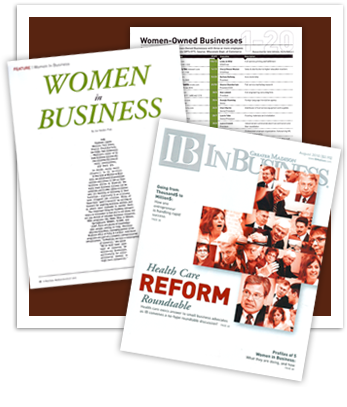 InBusiness - Top 20 Women in Business